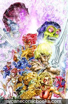He Man Thundercats #2 (of 6)