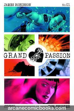Grand Passion #1 (of 5) Cvr A Cassaday