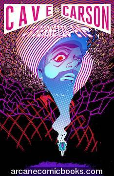 Cave Carson Has a Cybernetic Eye #2 (Mr)